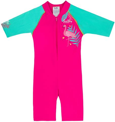 Sunway Ολόσωμο UV Flamingo 916 Μέγεθος 8