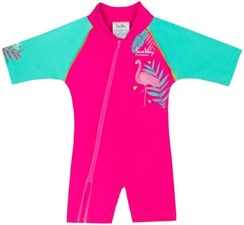 Sunway Ολόσωμο UV Flamingo 916 Μέγεθος 2
