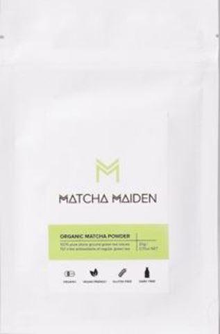 Matcha Maiden 100% Organic Original Japanese Matcha Powder Αντιοξειδωτικό Πράσινο Τσάι 20gr