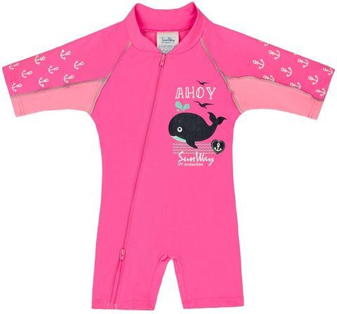 Sunway Ολόσωμο UV Ahoy 911 Pink Size 2