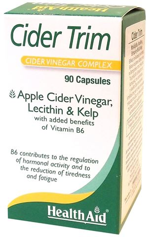 Health Aid Cider Trim 90 Κάψουλες