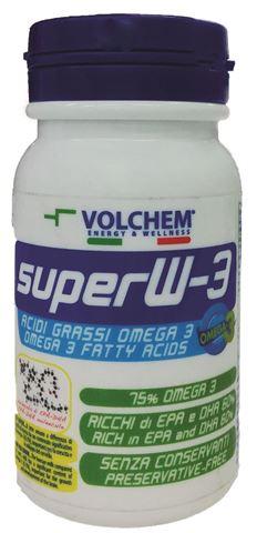 Volchem Super Ω-3 (75% DHA-ΕΡΑ) Μοριακά Απεσταγμένο 100 Κάψουλες
