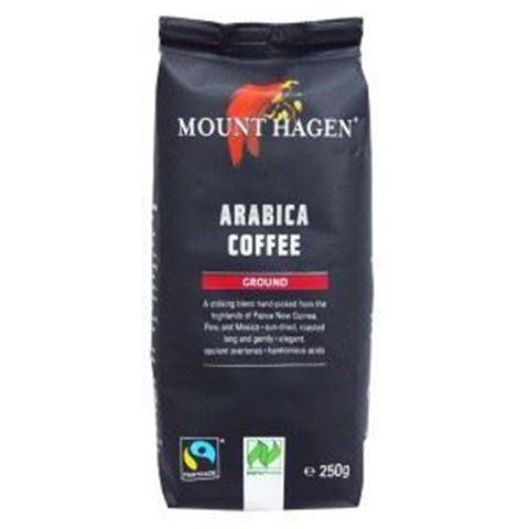 Mount Hagen Καφές Φίλτρου Arabica BIO 250gr