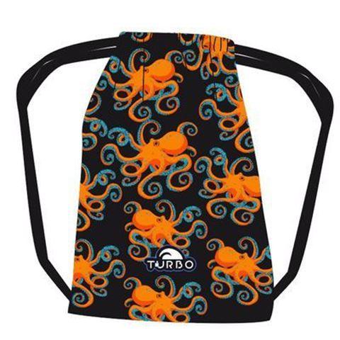 Afroturbo, Τσάντα με Υφασμάτινο Πλέγμα Octopus