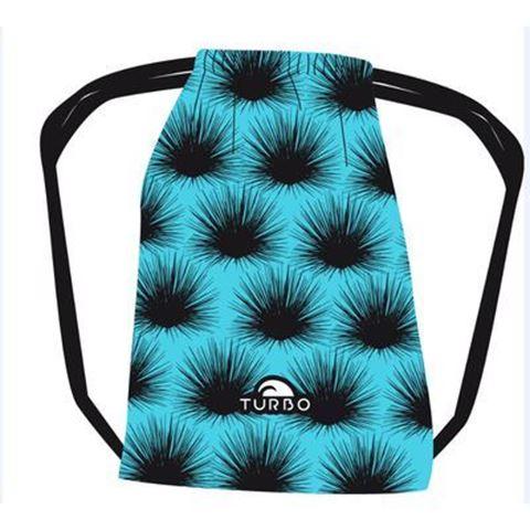 Afroturbo, Τσάντα με Υφασμάτινο Πλέγμα Spikes