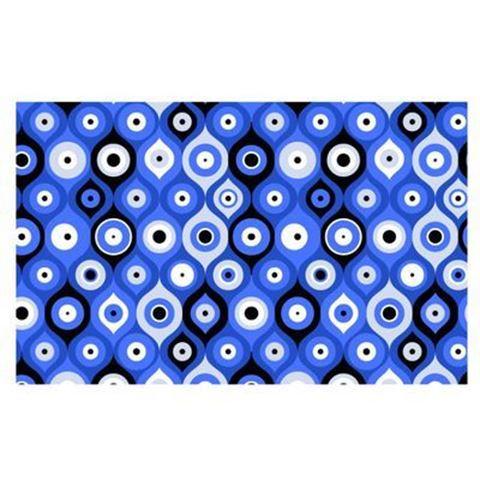 Afroturbo, Πετσέτα Θαλάσσης Blue Eye 145x100