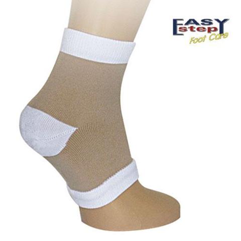 Easy Step Foot Care Καλτσάκι Προστατευτικό Πτέρνας (Ζευγάρι) One Size, 17285