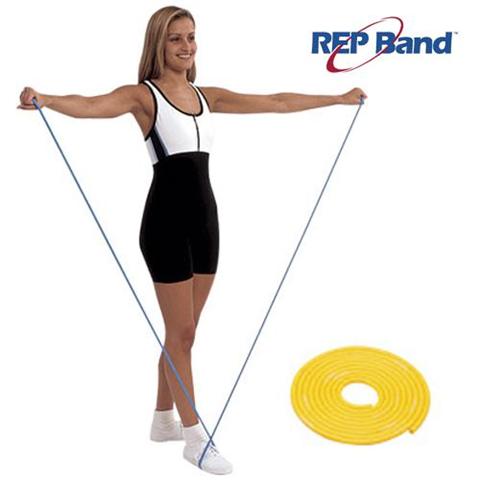 Rep Tubing Λάστιχο Γυμναστικής Ροδακινί 7.5μ, Level 1, 233100