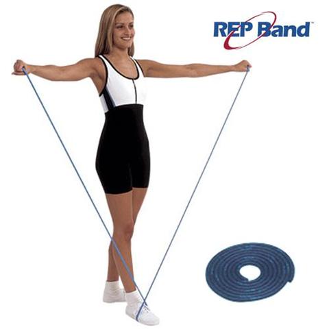 Rep Tubing Λάστιχο Γυμναστικής Δαμασκηνί, 7.5μ, Level 5, 233104