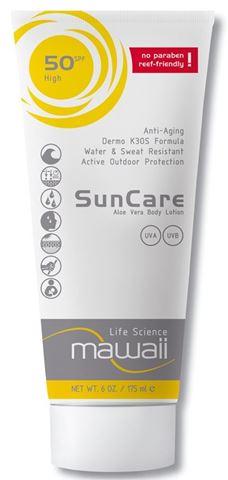 Mawaii SunCare SPF 50 - 175ml Αντηλιακό Ειδικό για Watersports