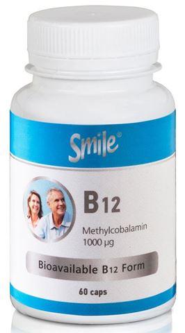 Smile B12 60 Κάψουλες