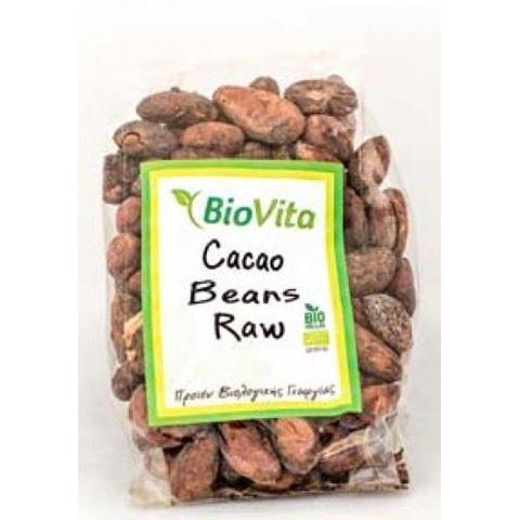 Βiovita Cacao Beans 150 γρ. ΒΙΟ