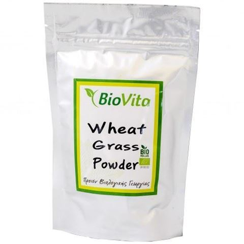 Βiovita Wheat Grass Powder (Σιταρόχορτο) 100 γρ. ΒΙΟ