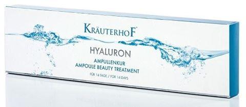 Krauterhof Hyaluron 14ήμερη Θεραπεία Ομορφιάς 14x2 ml