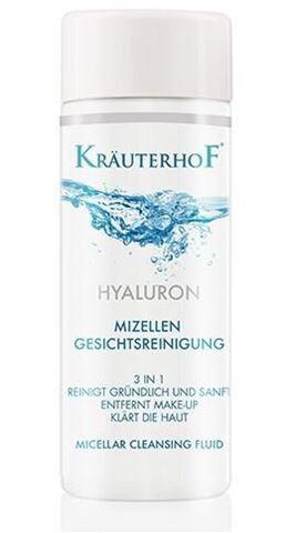 Krauterhof Διάλυμμα Καθαρισμού Micellaire 3 σε 1, 200ml