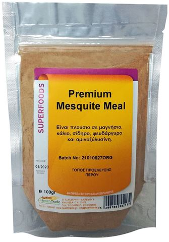 Health Trade Mesquite Powder 100gr