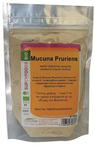 Health Trade Mucuna Pruriens 100g