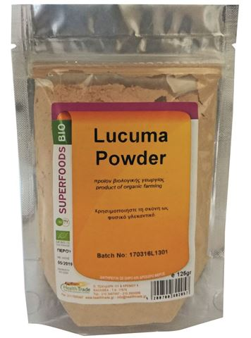 Health Trade Lucuma Powder 125g