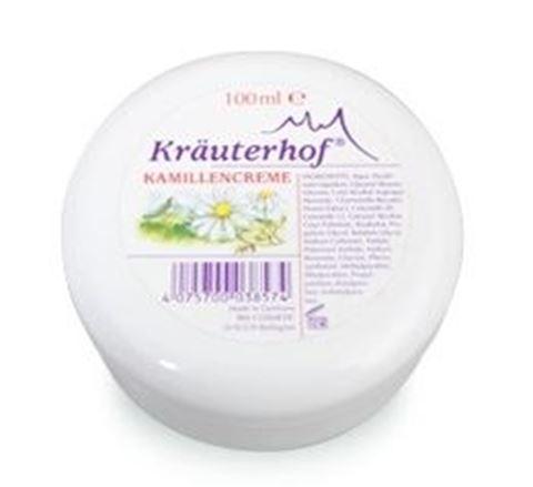 Krauterhof Καλλυντική Κρέμα Προσώπου με Χαμομήλι 100ml