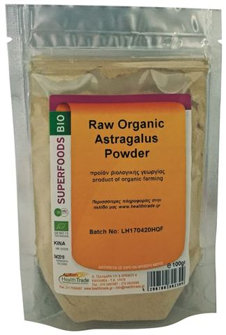 Health Trade Astragalus Powder 100gr