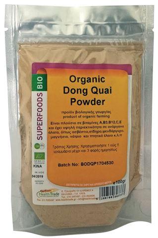 Health Trade Dong Quai Powder Organic 100g