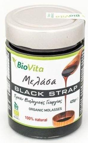 Βiovita Μελάσα Black Strap 420 γρ. ΒΙΟ