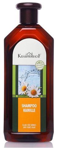 Krauterhof Σαμπουάν με Εκχύλισμα Χαμομηλιού για Λάμψη 500ml