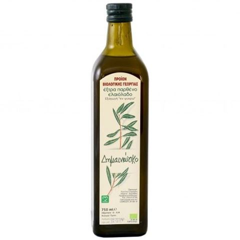 Βiovita Λάδι Δημαινιώτικο Ελληνικό 750 ml. ΒΙΟ