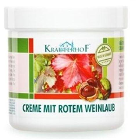 Krauterhof Κρέμα Αγριοκάστανου και Κόκκινα Αμπελόφυλλα 250ml