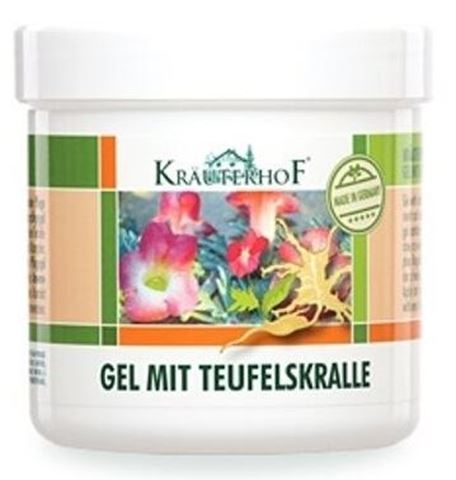 Krauterhof Gel Αρπαγόφυτου με Ευκάλυπτο 250ml