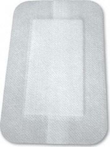 Asepta Dress Αυτοκόλλητα Επιθέματα Αποστειρωμένα 10cm X 10cm 5 Τεμάχια