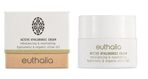 Euthalia Active Hyaluronic Cream 50ml