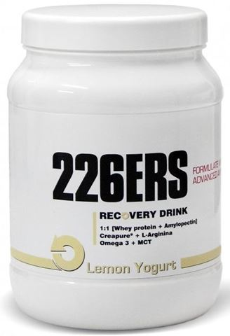 226ERS Ρόφημα Αποκατάστασης Yogurt Lemon 500gr