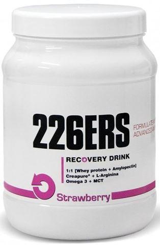 226ERS Ρόφημα Αποκατάστασης Strawberry 500gr