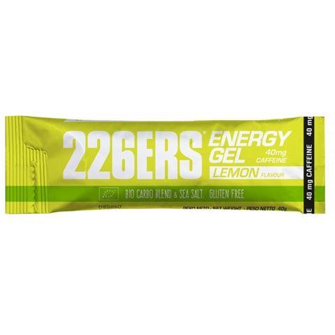 226ERS Energy Gel Melon 80mg Caffeine 40gr