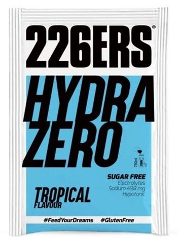 226ERS Hydrazero - Hypotonic Drink Tropical 7,5gr