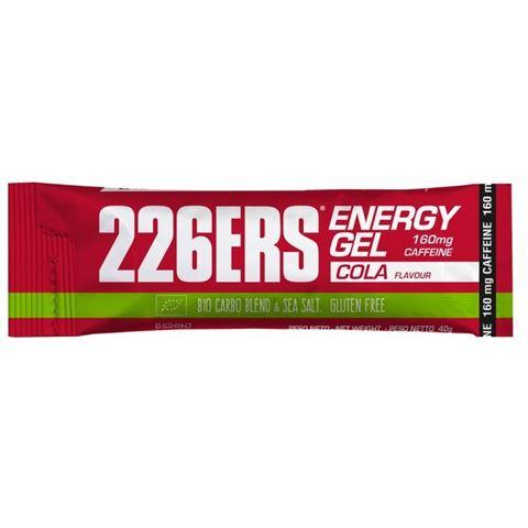 226ERS Energy Gel Cola 160mg Caffeine 40gr