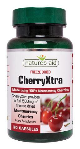 Natures Aid CherryXtra 30 Κάψουλες