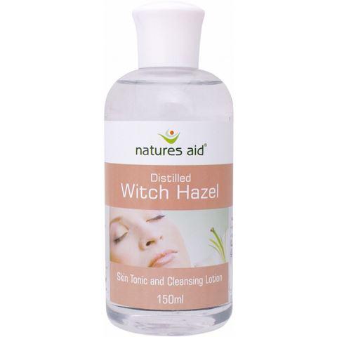 Natures Aid Witch Hazel (αποσταγμένη Αμαμελίδα) 150ml