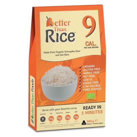 Better Than Ρύζι Style από Κόντζακ 385γρ