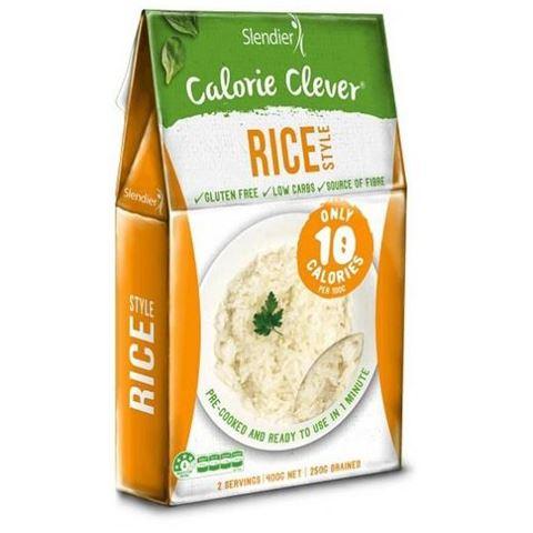 Slendier Ρύζι  Style με Κόντζακ 400γρ
