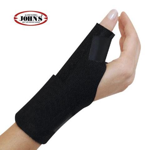 John's Spika Wrap Around Black Line, One Size 120217
