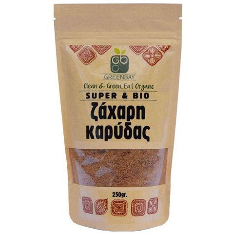 Greenbay Ζάχαρη καρύδας 250γρ