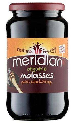 Meridian Μελάσα Ζαχαροκάλαμου (Fair Trade) 350γρ