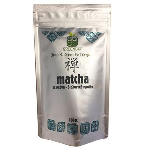 Greenbay Matcha σε σκόνη 100γρ