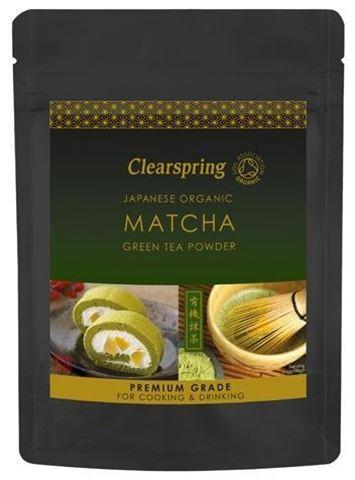 Clearspring Matcha Premium σε σκόνη 40γρ