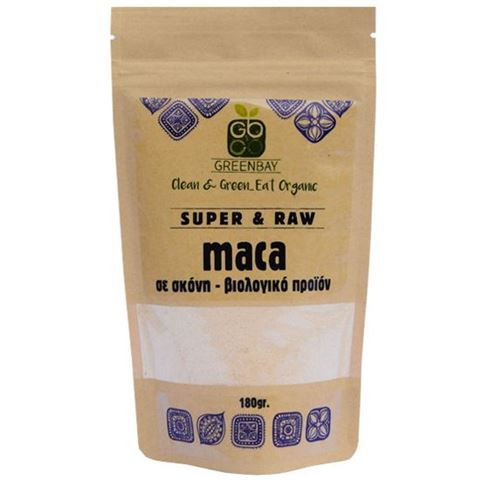 Greenbay Μάκα σε σκόνη -RAW -BIO 180gr