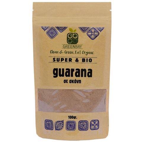 Greenbay Γκουαρανά σε σκόνη 100γρ