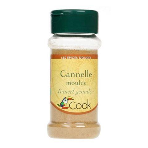 Cook Κανέλα σε σκόνη 35γρ