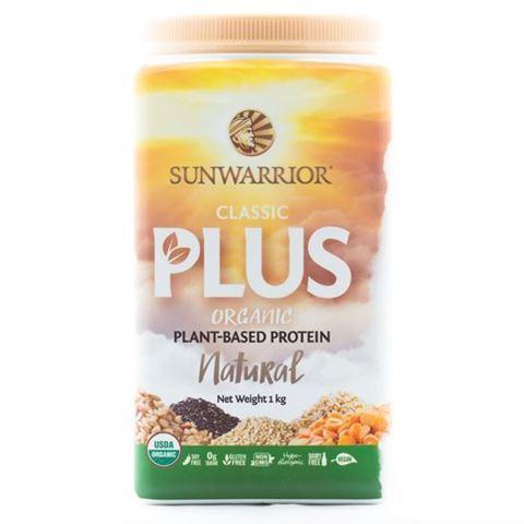 Sunwarrior Πρωτεΐνη Sunwarrior Classic PLUS Φυσική 1kg